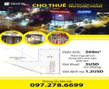 SPACE FOR LEASE (FIFTH FLOOR OF BINH DUONG SQUARE )